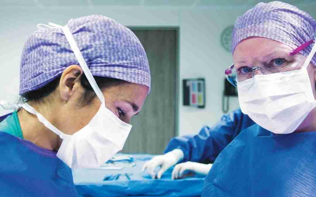 Vooruitstrevende nationale studie borstreconstructie gestart in Alexander Monro Ziekenhuis